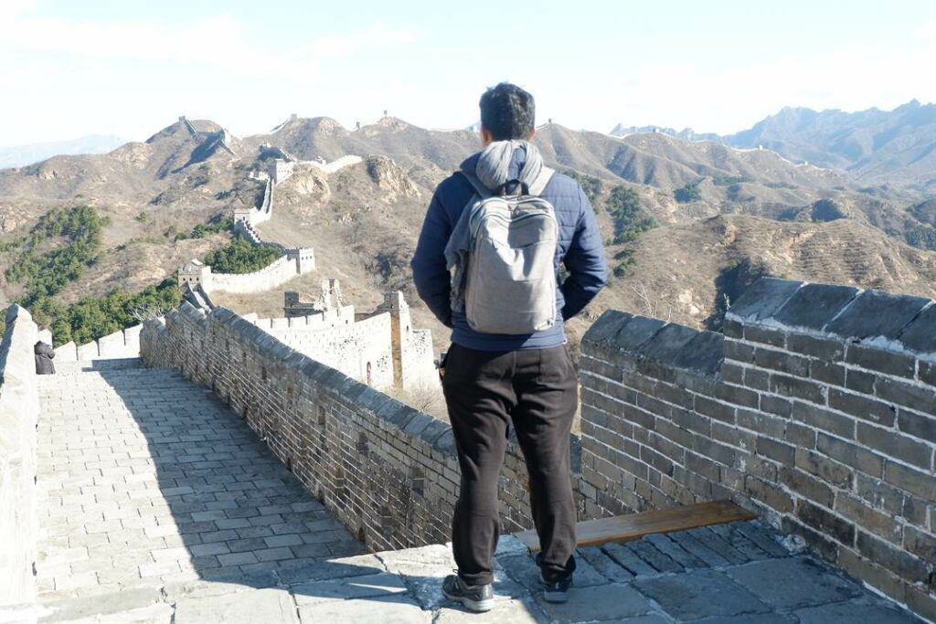 The Great Wall of China | Dantravels.org