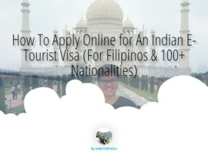 How To Apply Online for An Indian e Visa or e Visa (Updated)