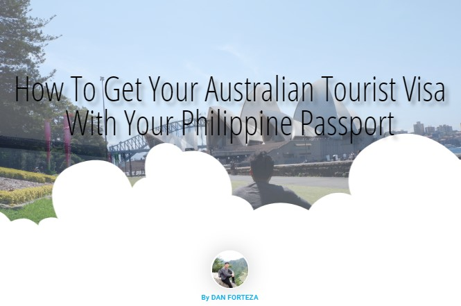 How To Get Australian Tourist Visa Easily via ImmiAccount (Updated)