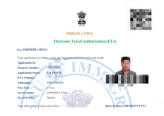 Dan Travels How To Apply Online for An Indian E-Tourist Visa / e-Visa 2019 | For 100+ Nationalities