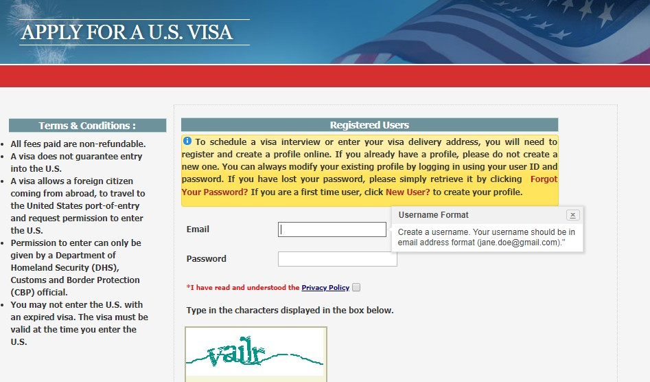Dan Travels How To Apply For A US Tourist Visa in Manila, Philippines 2019