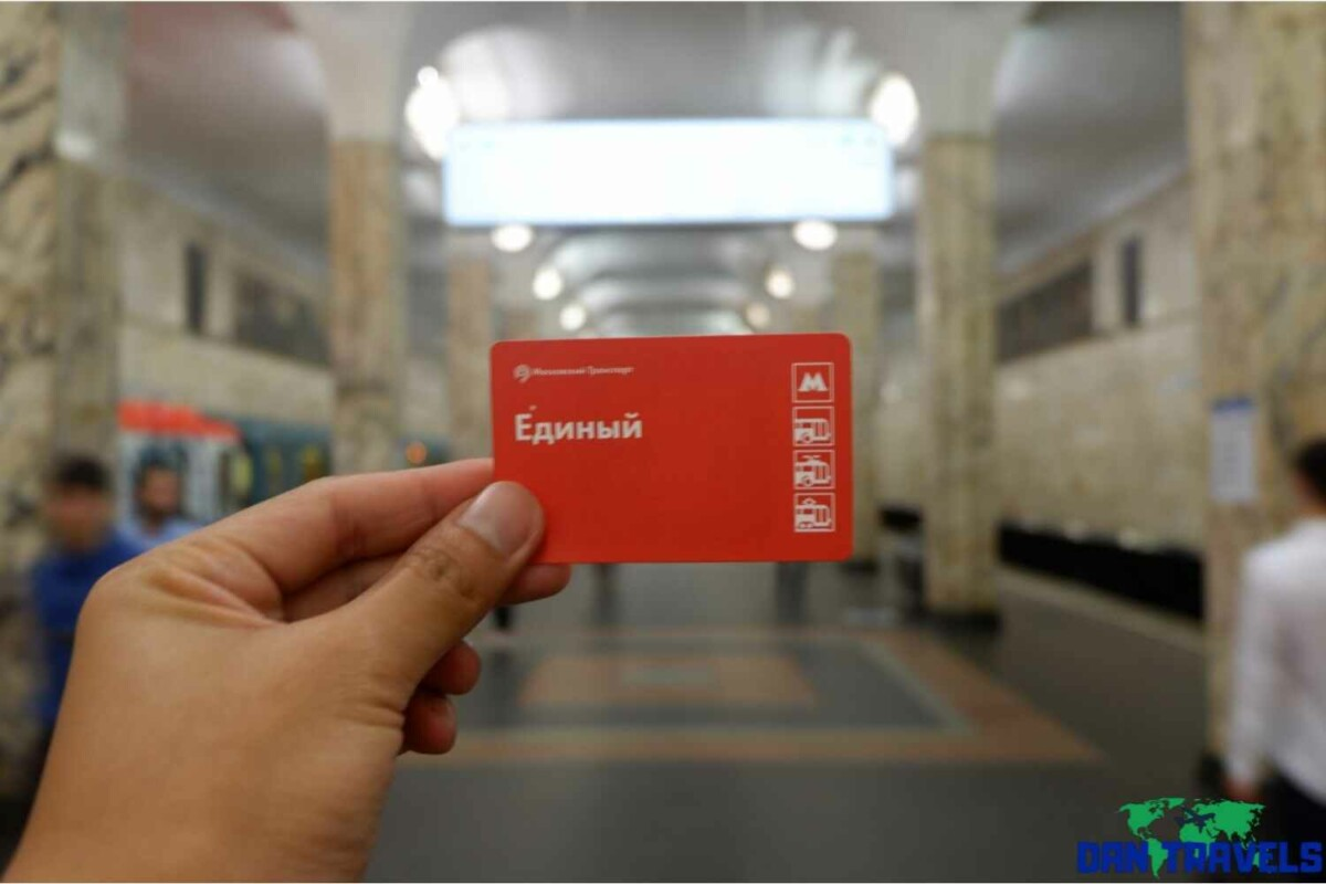 Russia Itinerary. Day 1: My 3-day unlimited subway pass | Dantravels.org