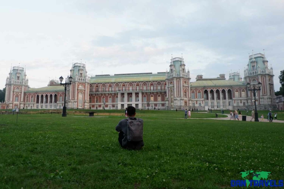 Day 2: At Tsaritsyno Palace & Museum-Reserve | Dantravels,org