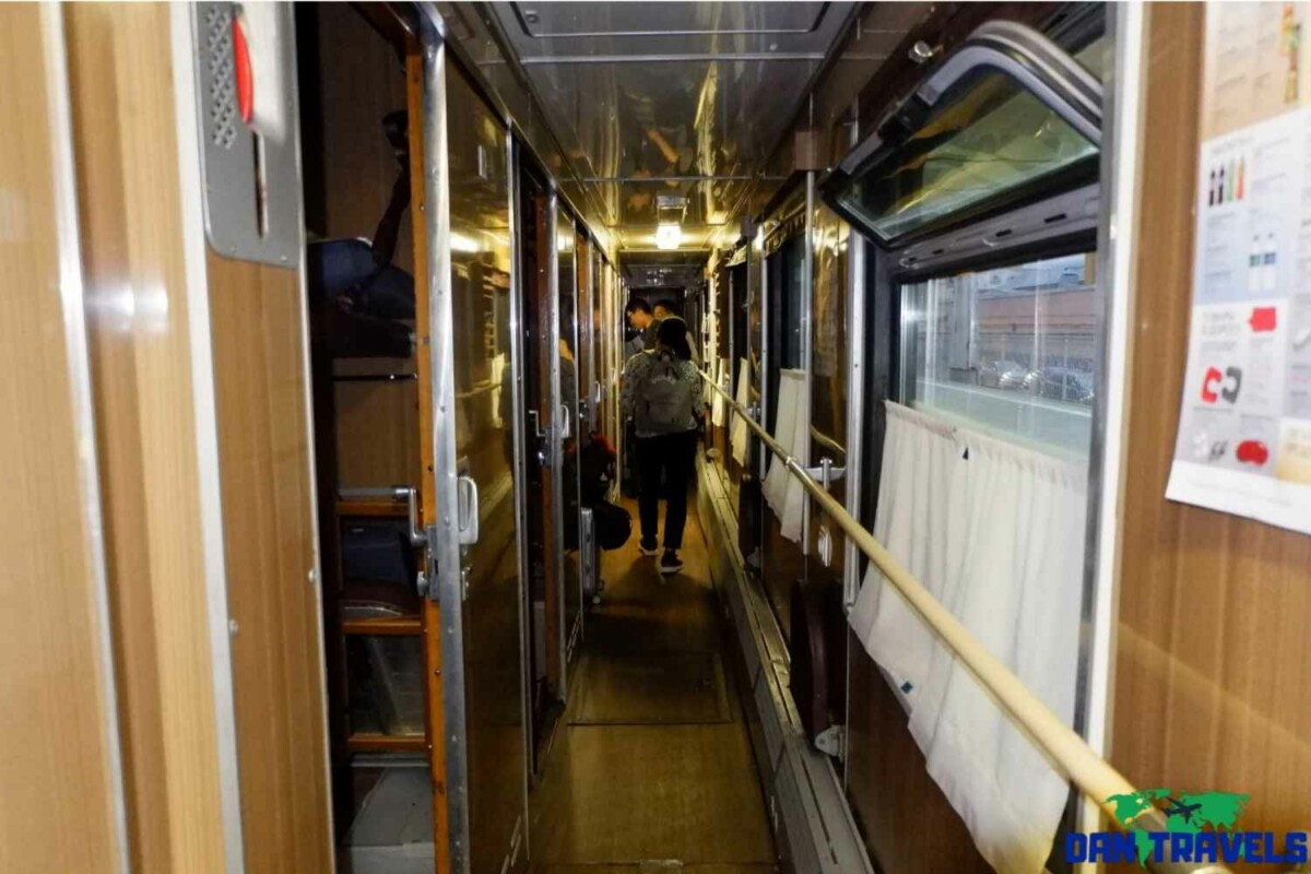 """Day 3"""" Inside the train bound to St. Petersburg 