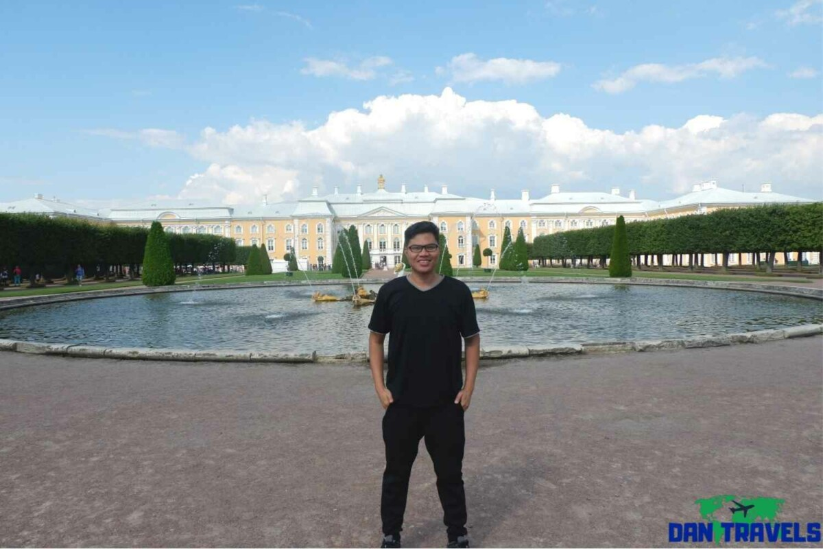 Day 4: At the Peterhof Complex | Dantravels.org