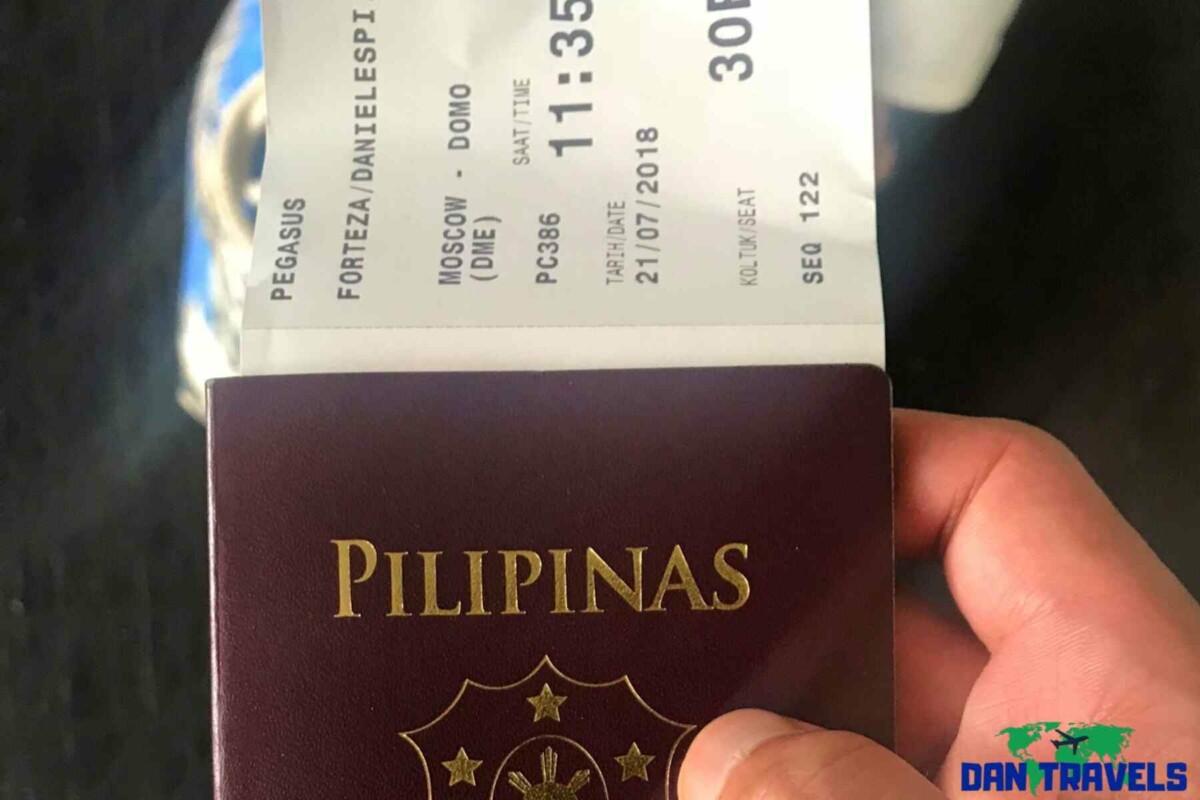 Flight tickets to Moscow turkey itinerary