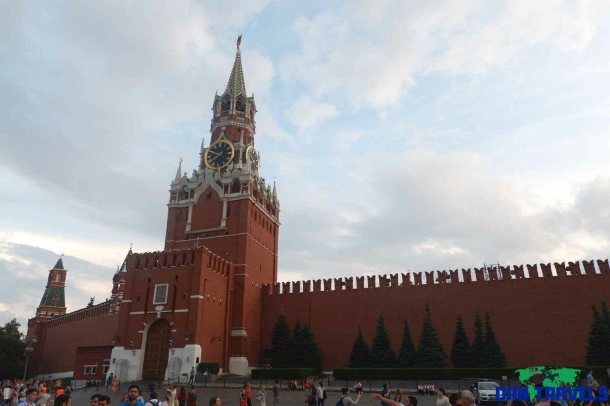 Day 1:  Lenin Mausoleum at the Red Square | Dantravels.org