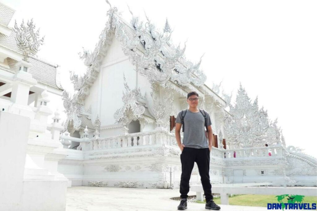 White Temple - 1-day chiang rai itinerary