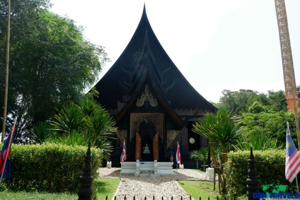 Black house - 1-day chiang rai itinerary