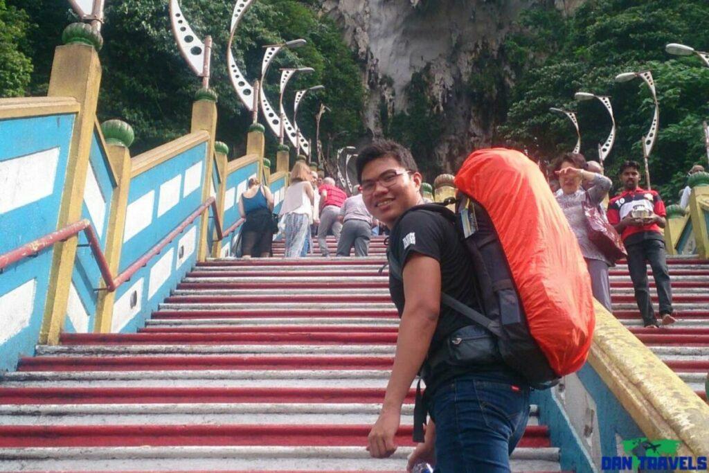 Batu Cave in Kuala Lumpur - budget travel tips