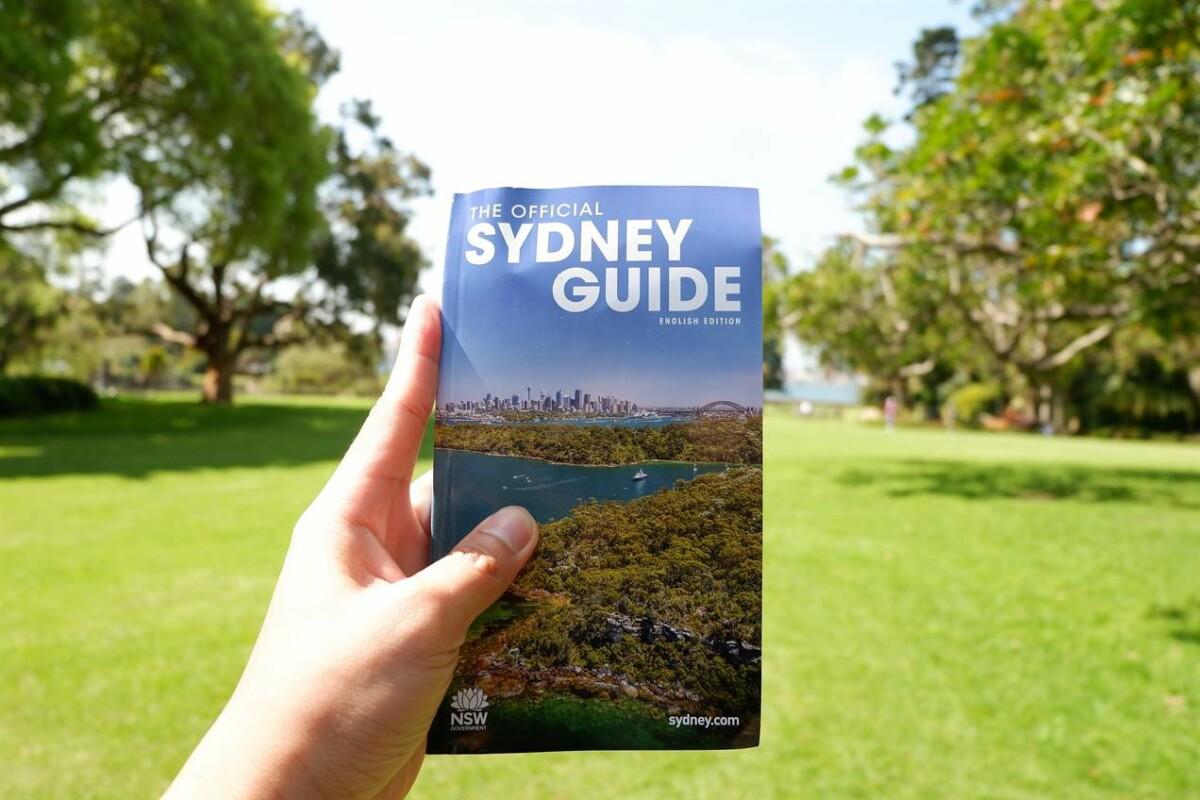 Sydney Botanical Garden - 7-Day Australia itinerary