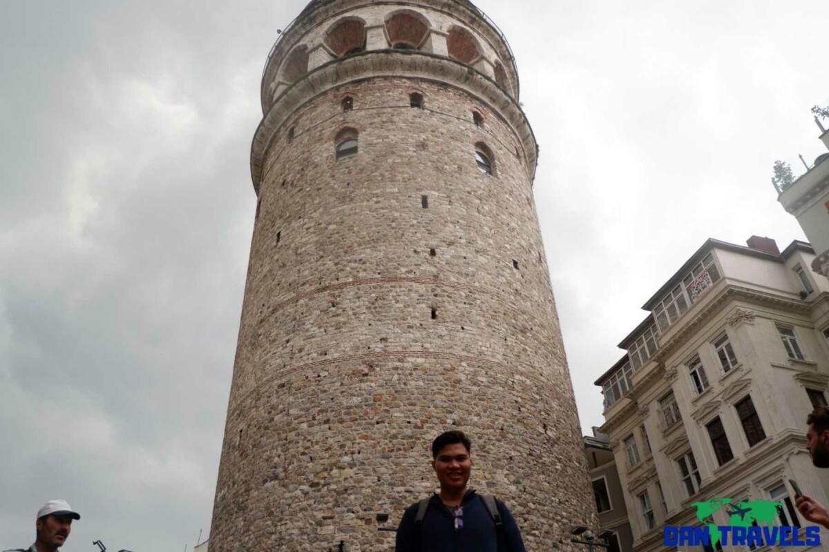 Galata Tower Turkey Itinerary