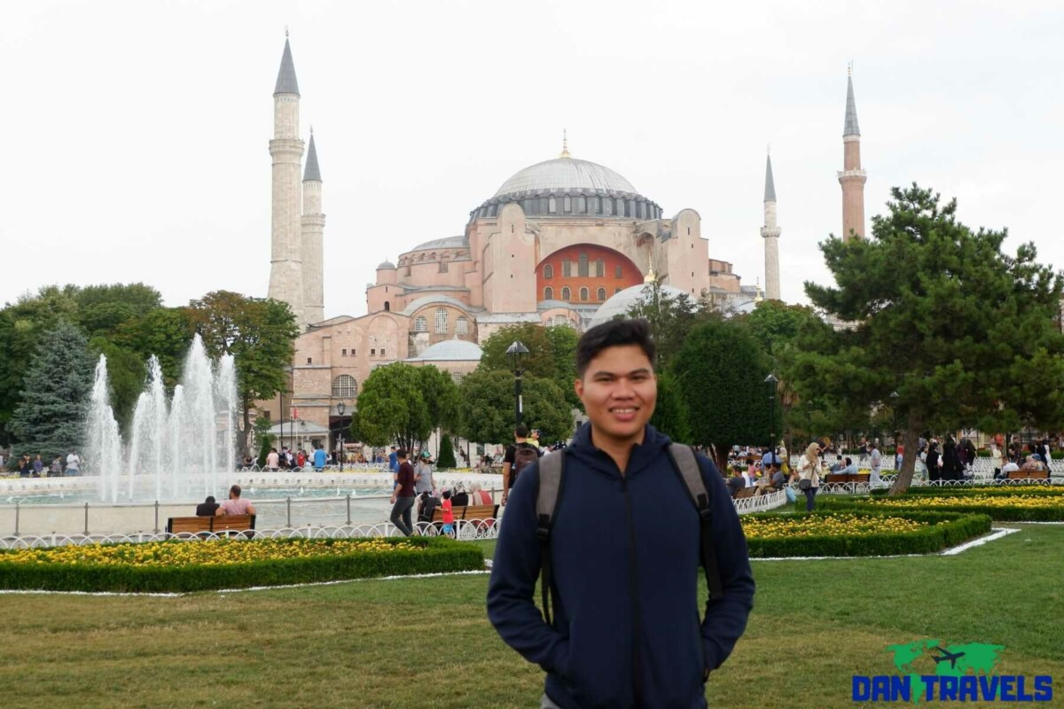 Hagia Sophia Turkey itinerary