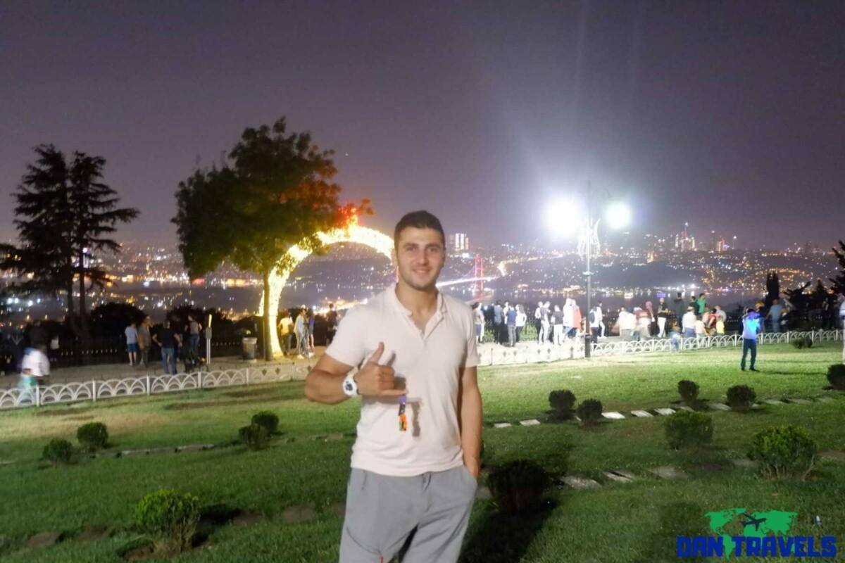 Meet Zuhtu - my Turkish friend and guide