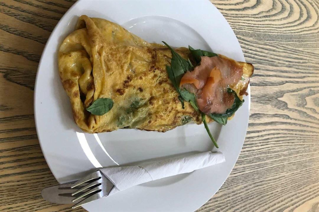 Omelet - 7-Day Australia itinerary