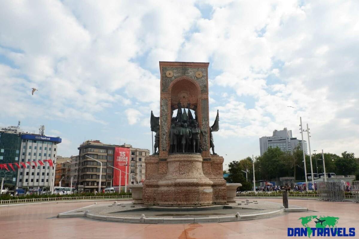 Day 1: The Taksim Square