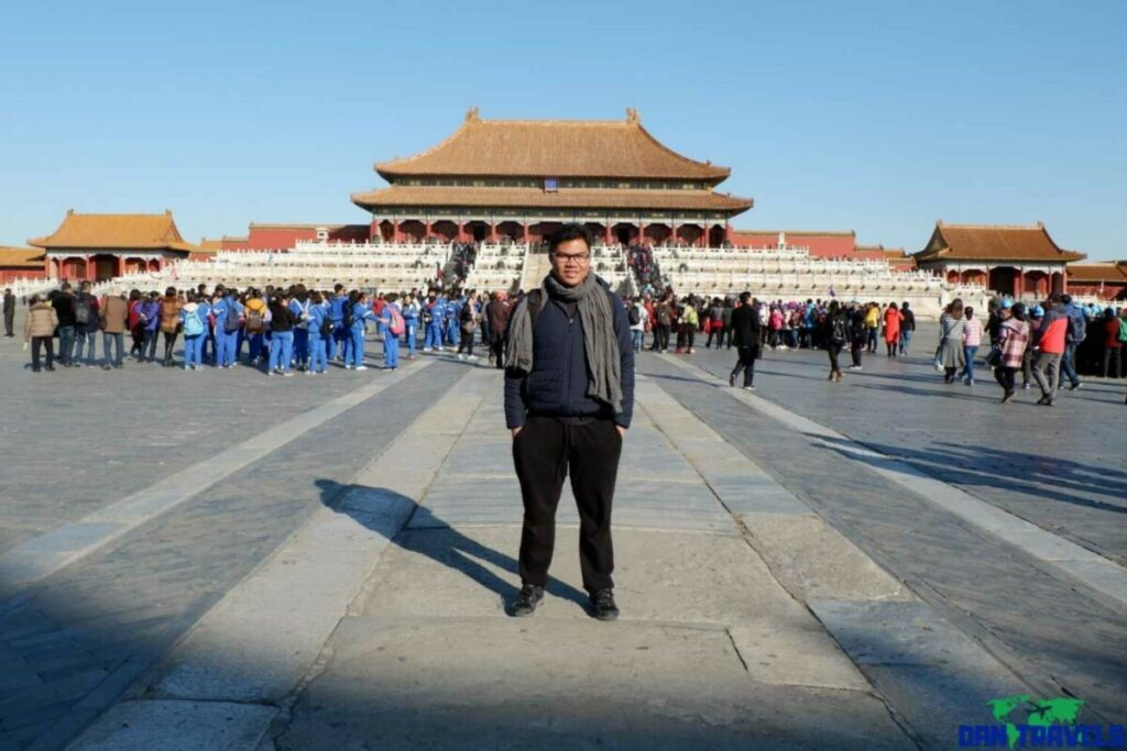 The Imperial Palace and the Forbidden City | Dantravels.org