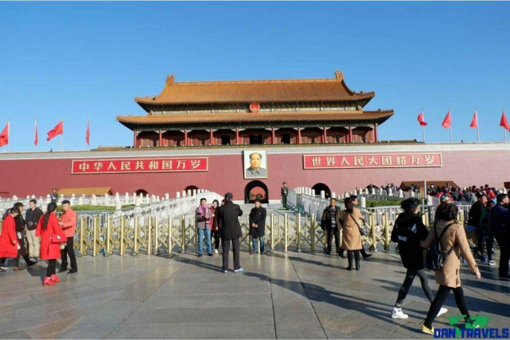 Tian'anmen Square | Dantravels.org