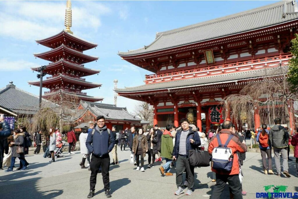 Sensoji Temple | Dantravels.org