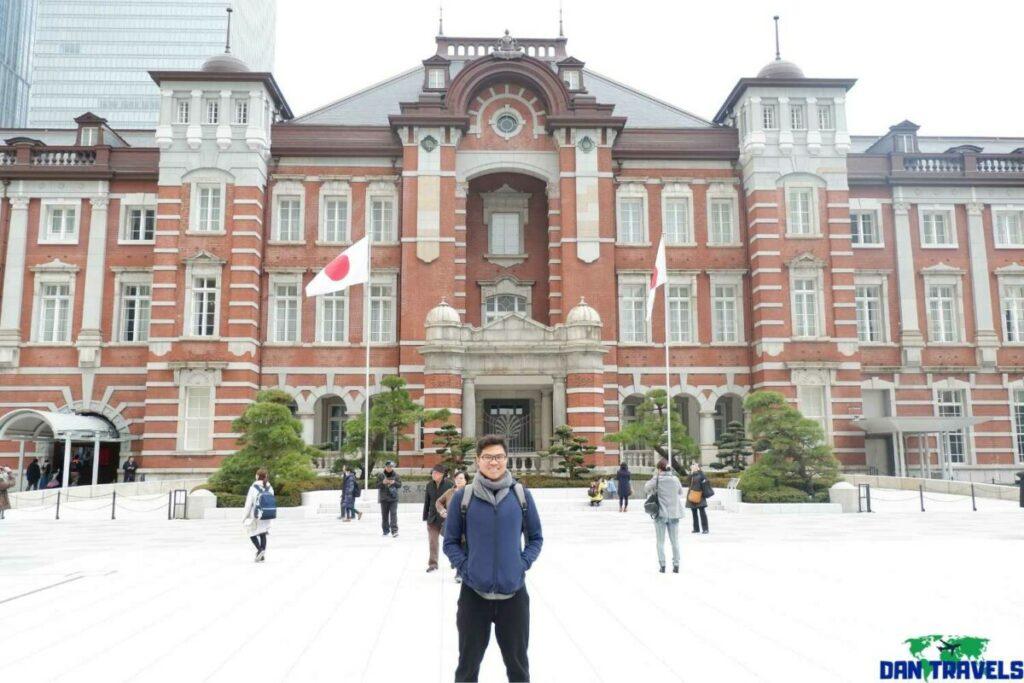 Tokyo Metro Station | Dantravels.org