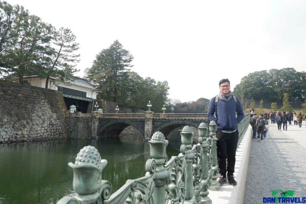 Some parts of the Imperial Palace | Dantravels.org