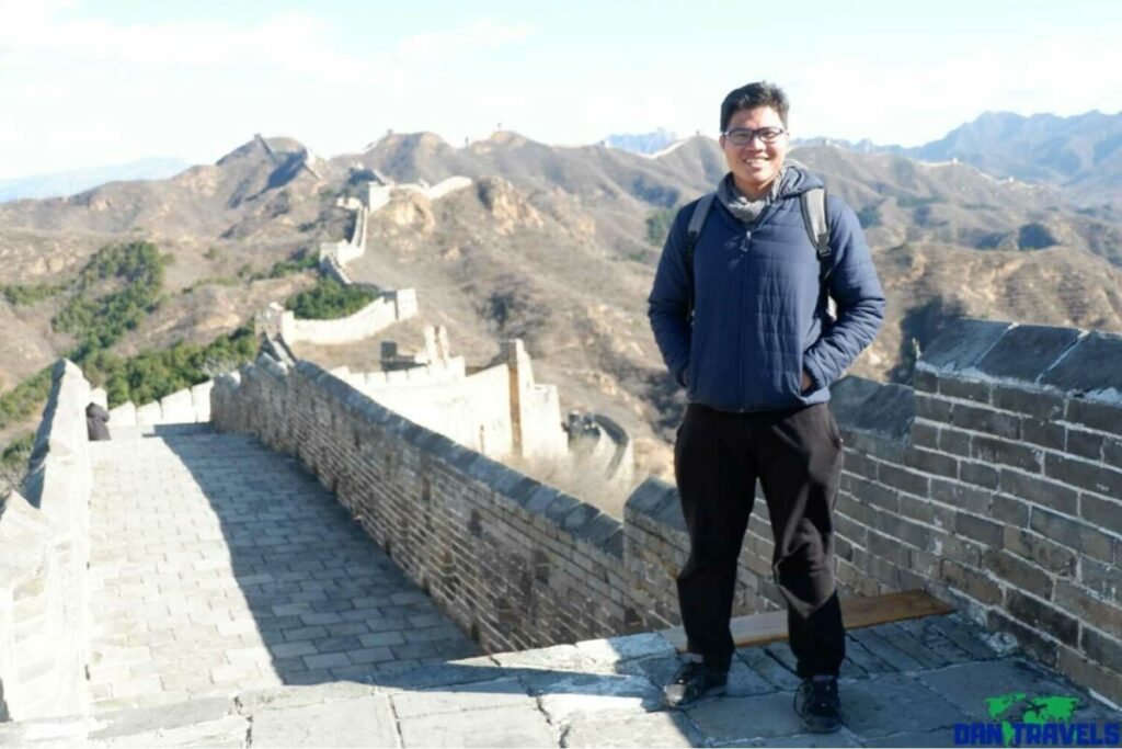 The Great Wall of China at Jinshanling | My Beijing itinerary
