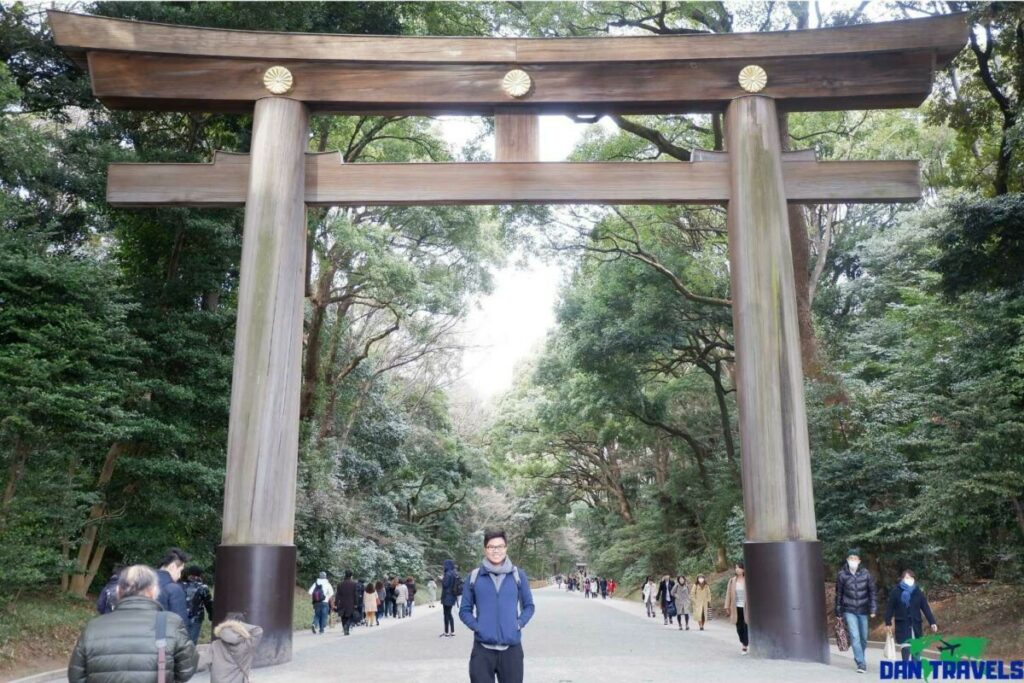 Meiji Shrine | Dantravels.org