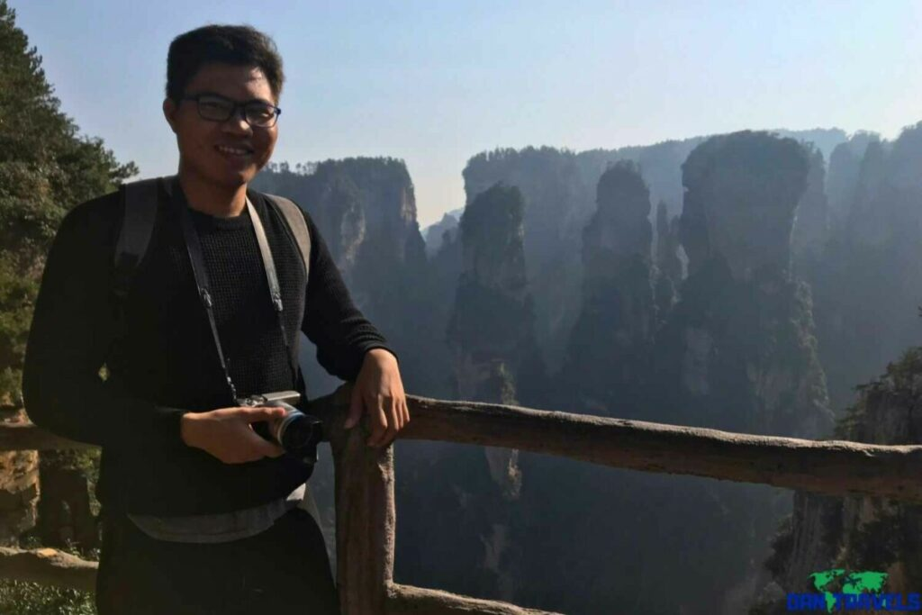 Dan Travels 2-Day Zhangjiajie Itinerary: China's Wulingyuan Park & Tianmen Mountain​