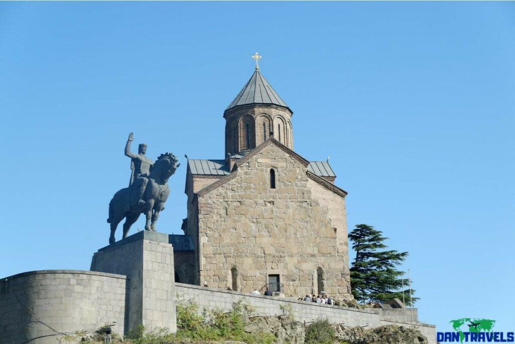 Dan Travels Tbilisi Itinerary And Travel Guide: Best Places To See On A Budget