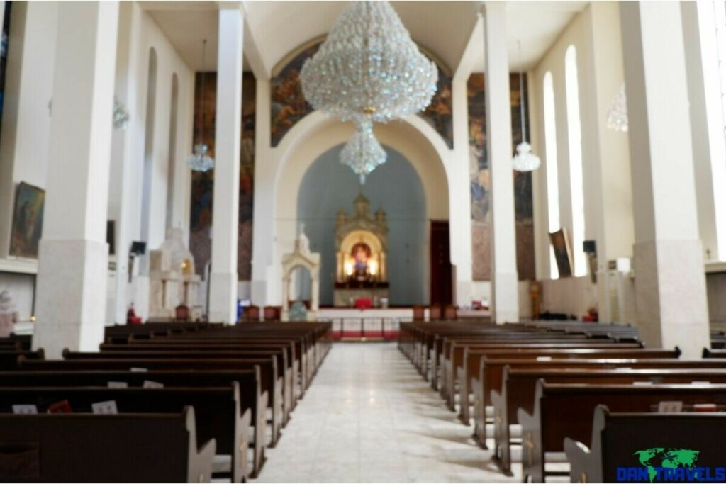 Saint Sarkis Cathedral | Dantravels.org
