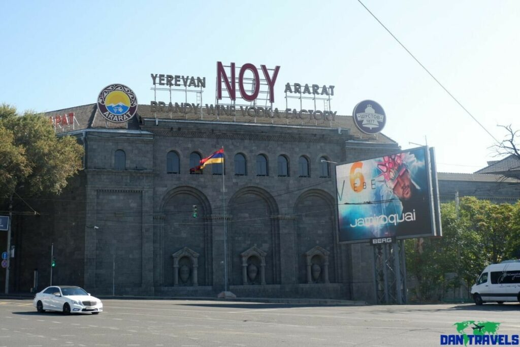 Dan Travels Yerevan Itinerary And Travel Guide: Best Places To See On A Budget