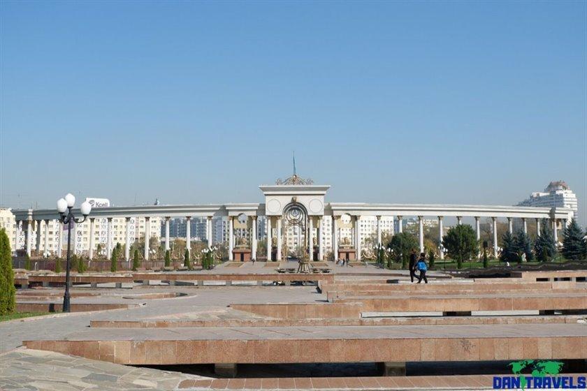 First President's Park