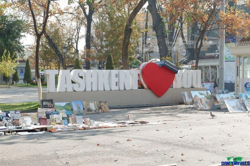Broadway Alley Tashkent