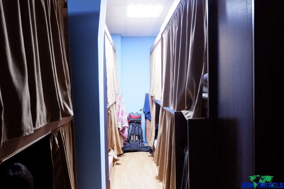 Rooms at Hostel Eleon | Dantravels.org