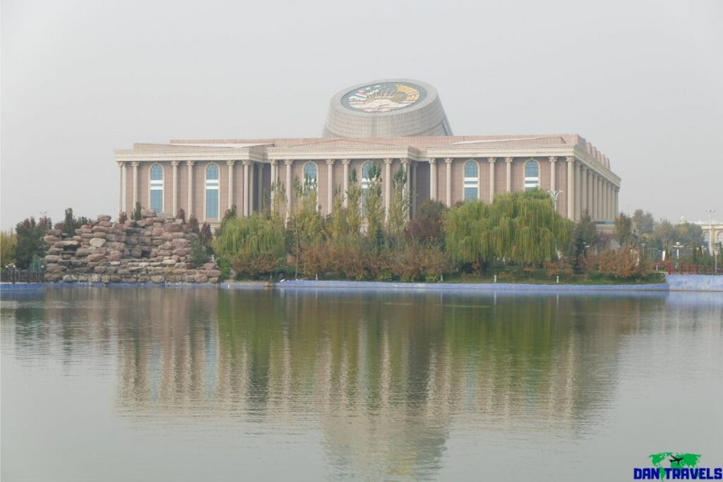 National Museum of Tajikistan