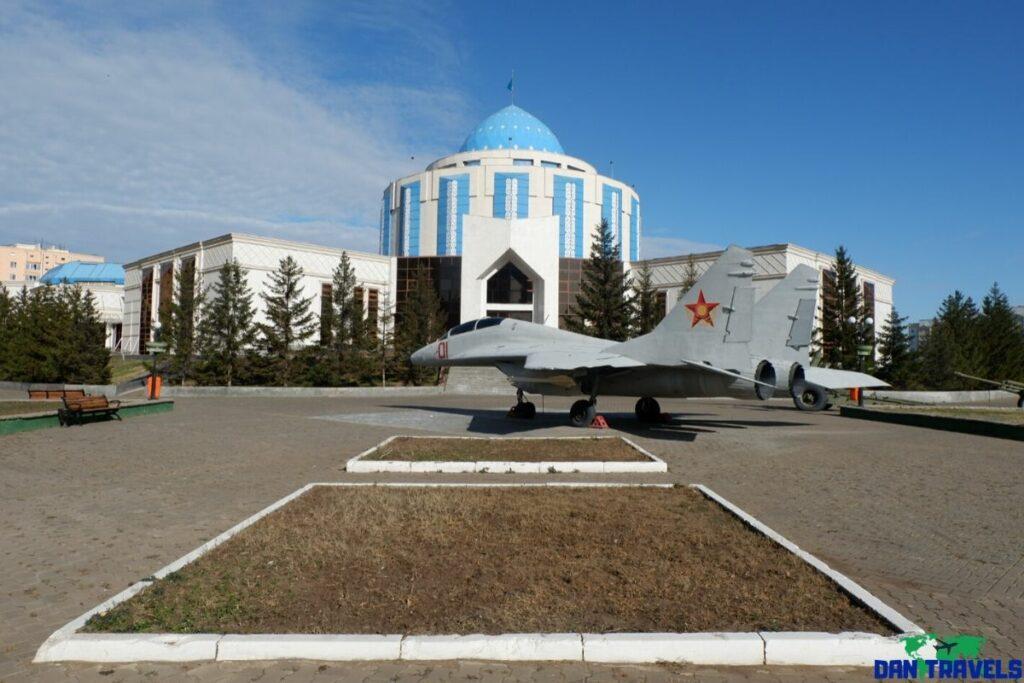 Kazakhstan Military History Museum