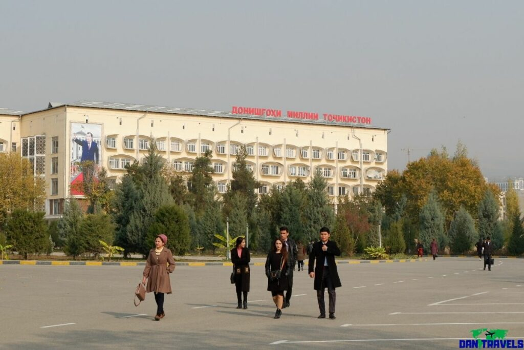 Tajik National University