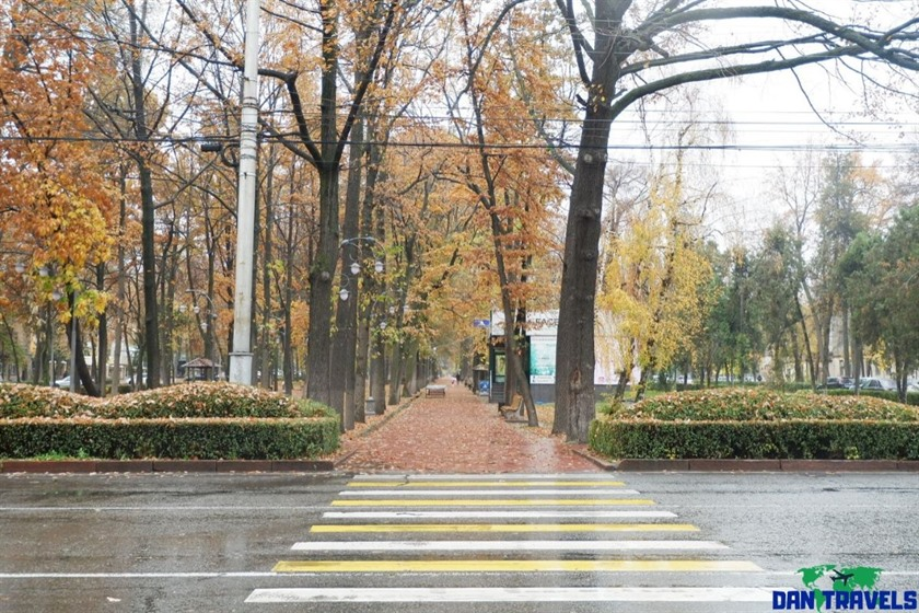Boulevard Erkindik