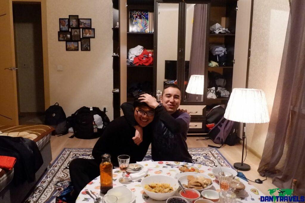 Darkhan a couchsurfer from Nursultan Kazakhstan