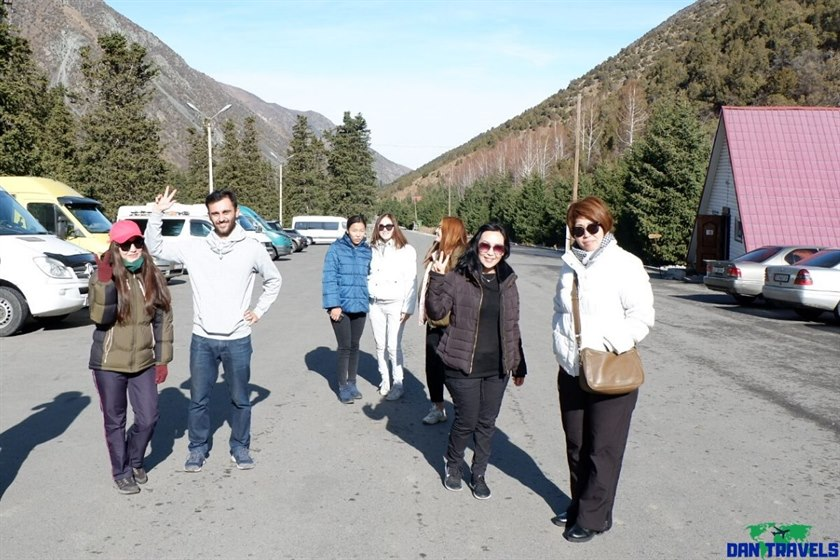 The Vika Tour team in Bishkek | Dantravels.org