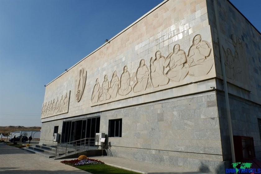Afrisiyob Museum