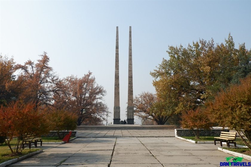 Victory Square Dushanbe