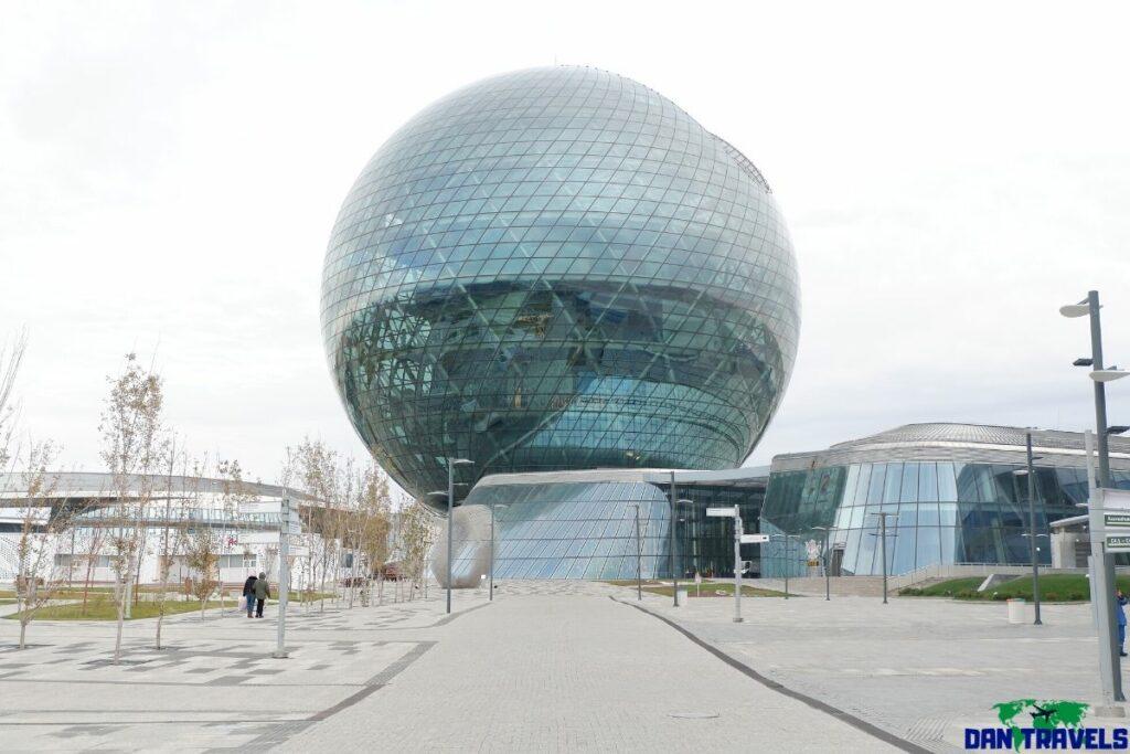 Expo 2017 Complex