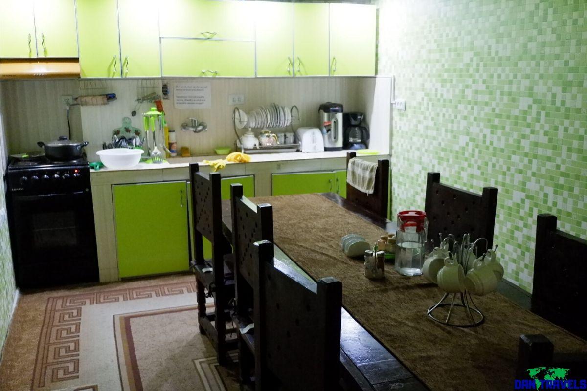 Doshan Hostel in Dushanbe