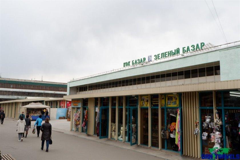 Zelenyy Bazar
