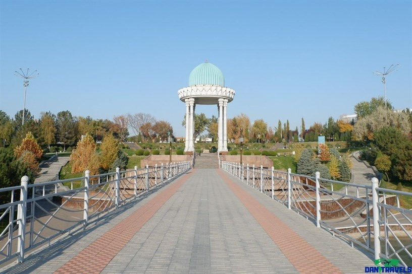 Memorial Park And Museum of Victims of Repressions.
