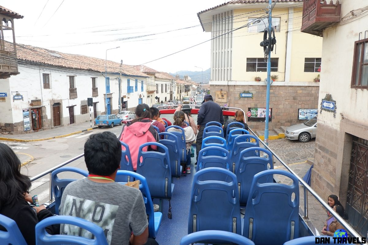 Day 3: Cusco Tour (Sightseeing Bus) in Cusco