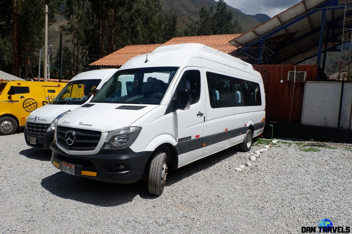 Day 4: Our Minibus ride from Cusco to Ollantaybo | Dantravels.org