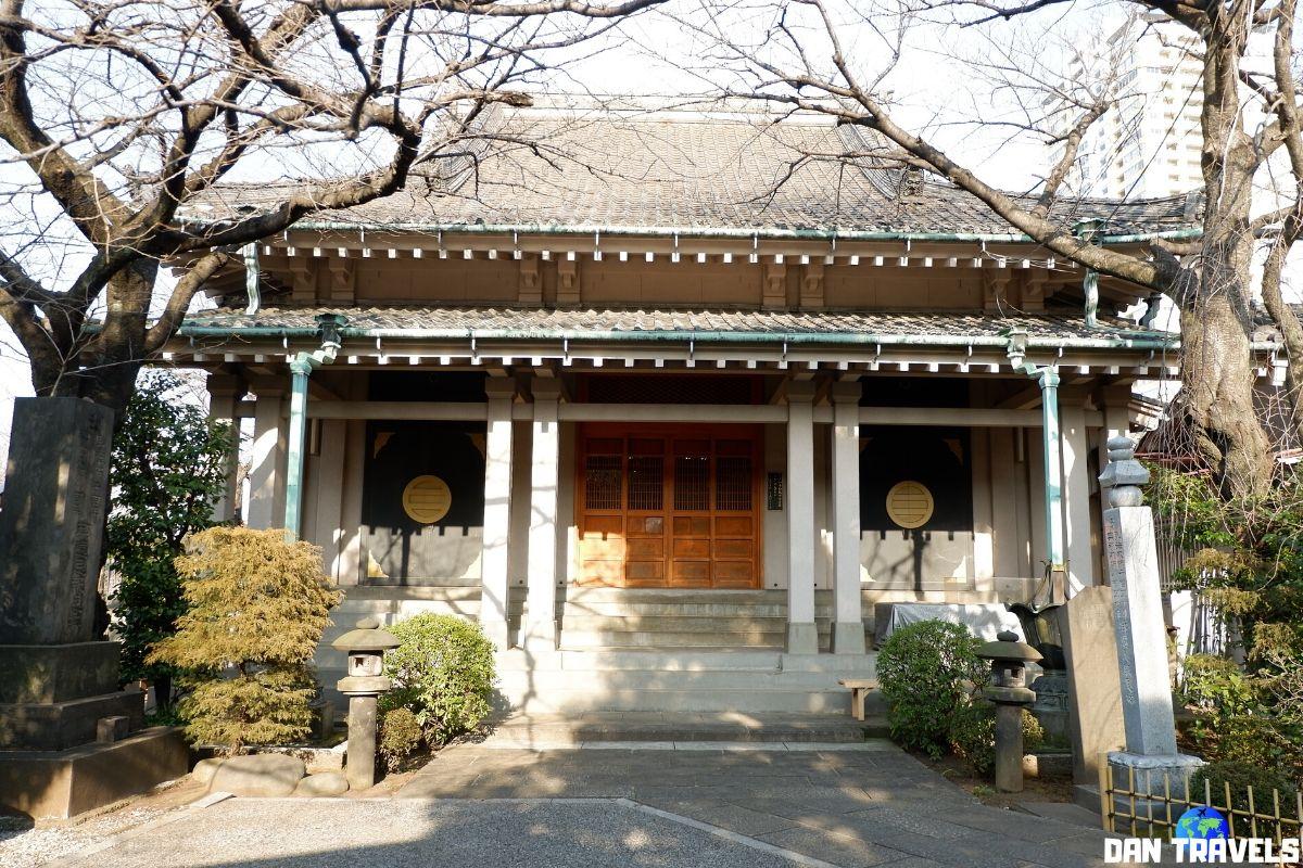 Day 1: Jokoji Temple | Dantravels.org