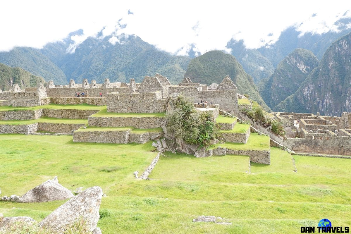 Day 5: More of the ruins of Machu Picchu up close | Dantravels.org